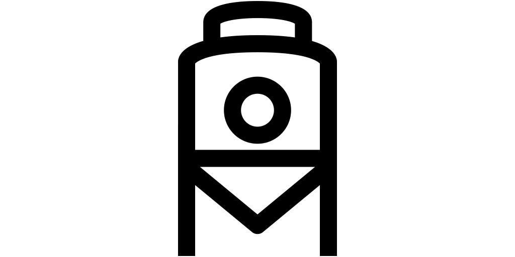 【ビール無料アイコン素材】ビアタンク